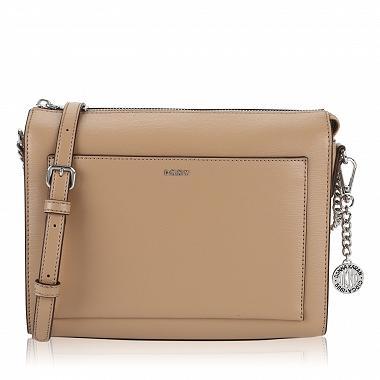 68660de29292 Маленькая сафьяновая сумочка DKNY Bryant R81E1328-CLY ...