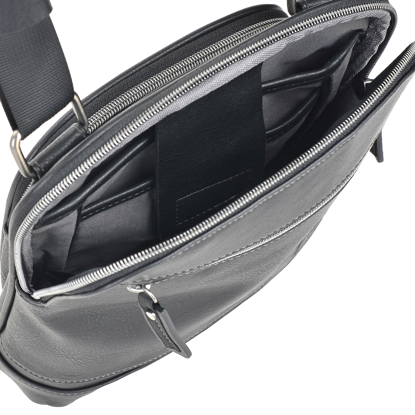 6c8042843fe7 Мужская сумка через плечо Picard Breakers 2465 1U5_schwarz ...