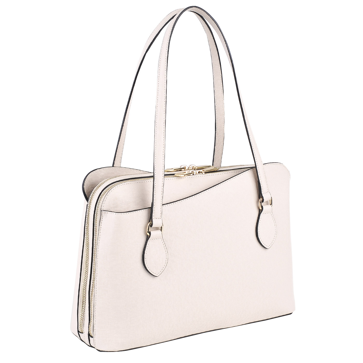 948948bbd0ad Женская кожаная сумка Cromia Mina 1403194_avorio - 2000557668447 ...